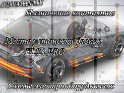 Схемы электрооборудования - Audi Q7